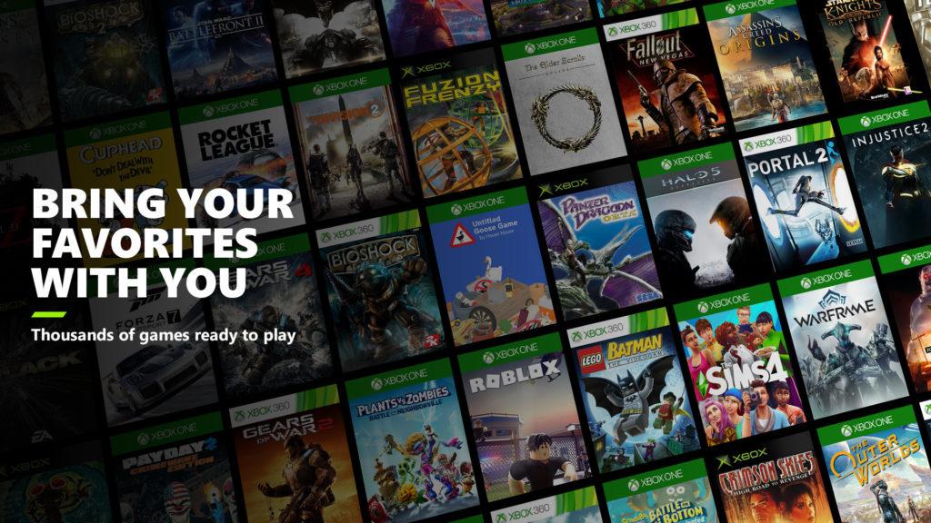 Microsoft rückt die Abwärtskompatibilität deutlich stärker in den Fokus als Sony.
