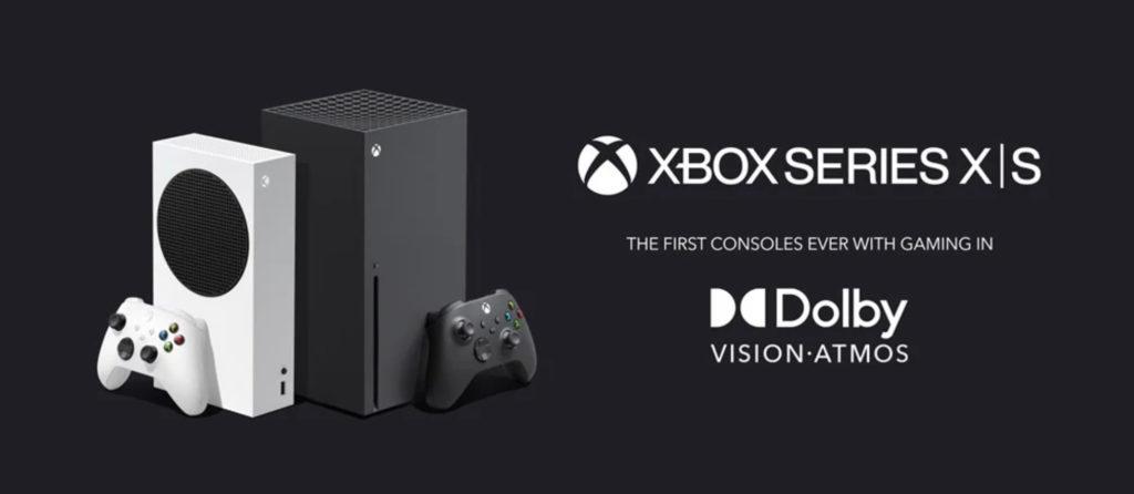 Die Xbox Series X|S sind die ersten Konsolen, die Dolby Atmos und Dolby Vision für Spiele einsetzen. |Bild: Dolby