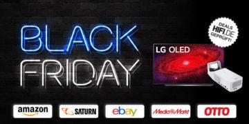 Black Friday 2020: Die besten LG Fernseher-Deals