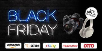 Black Friday 2020: Die besten Sony-Angebote