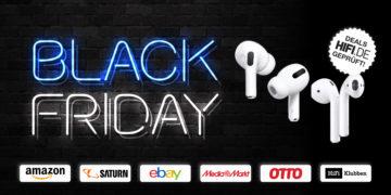 Black Friday 2020: AirPods und AirPods Pro im Angebot