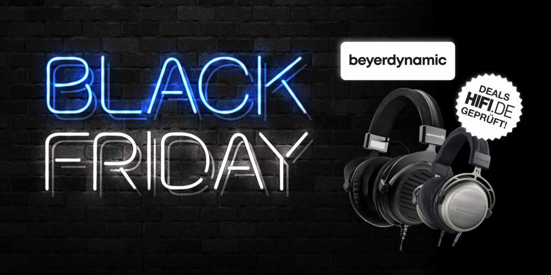 Black Friday Beyerdynamic