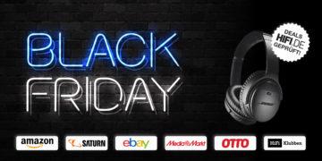 Black Friday 2020: Bose QuietComfort 35 II zum kleinen Preis