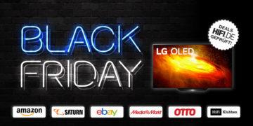 Black Friday 2020: Der LG OLED BX – zur Zeit über 40% reduziert!