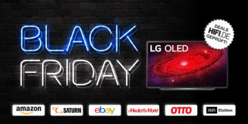 Black Friday 2020: Der LG OLED CX mit 30% Rabatt