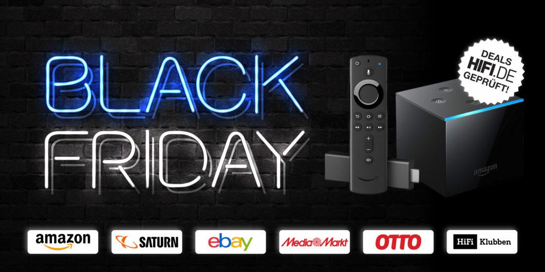 Black Friday 2020: Fire TV Sticks aktuell 50% reduziert