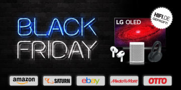 Black Friday 2020: LG BX OLED unter 1000!