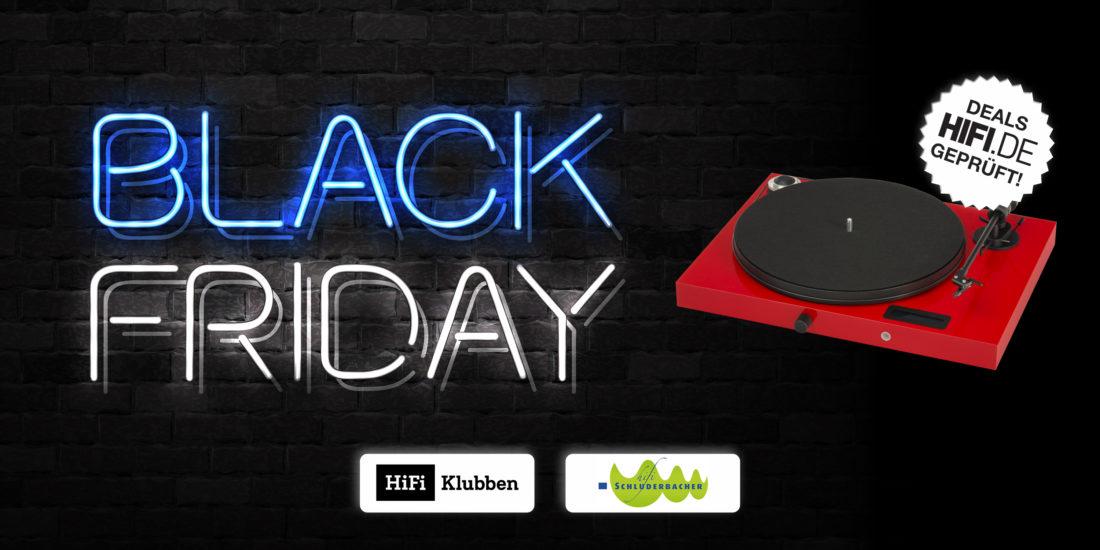 Black Friday 2020: Die besten Plattenspieler Angebote