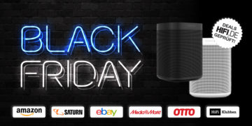 Black Friday 2020: Smart Speaker Sonos One über 30% günstiger