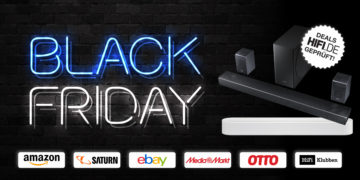 Black Friday 2020: Die besten Soundbar-Deals