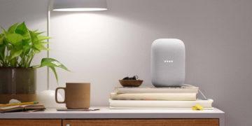 Google Assistant im Nest Audio Speaker