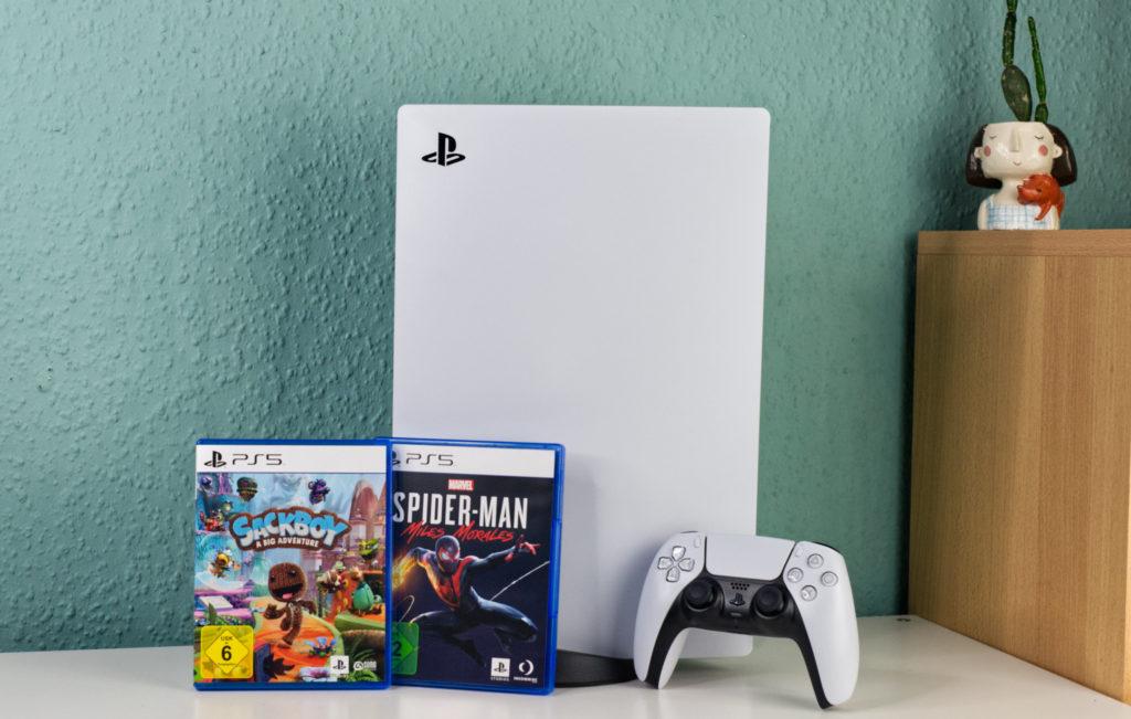 Die PlayStation 5 läutet für Sony die nächste Generation ein.