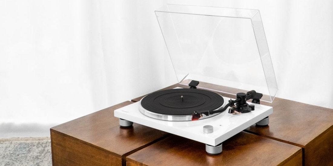Erster Plattenspieler Sonoro Platinum