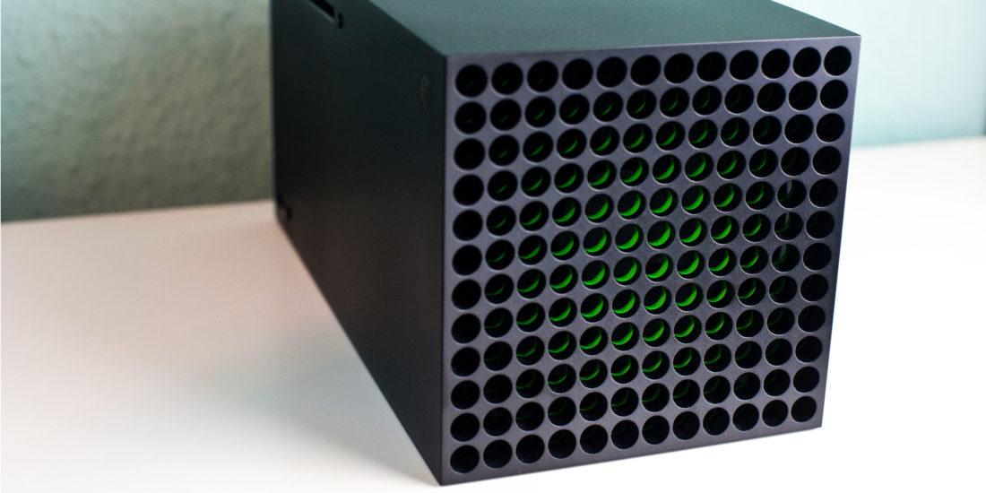 Wir testen die Xbox Series X.