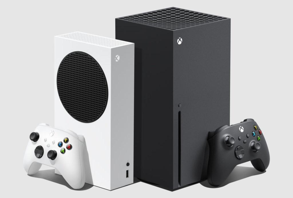 Die Xbox Series X und Xbox Series S kosten jeweils 499 bzw. 299 Euro.