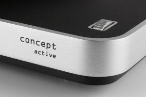 Clearaudio Concept Active Volumen