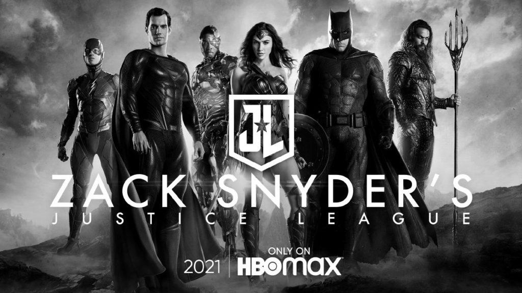 """HBO Max bietet exklusive Titel wie etwa 2021 eine neue Schnittfassung von """"Justice League""""."""