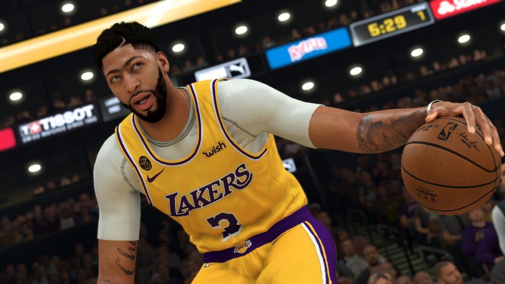 NBA 2K21 lässt an PlayStation 5 und Xbox Series X die Muskeln spielen.