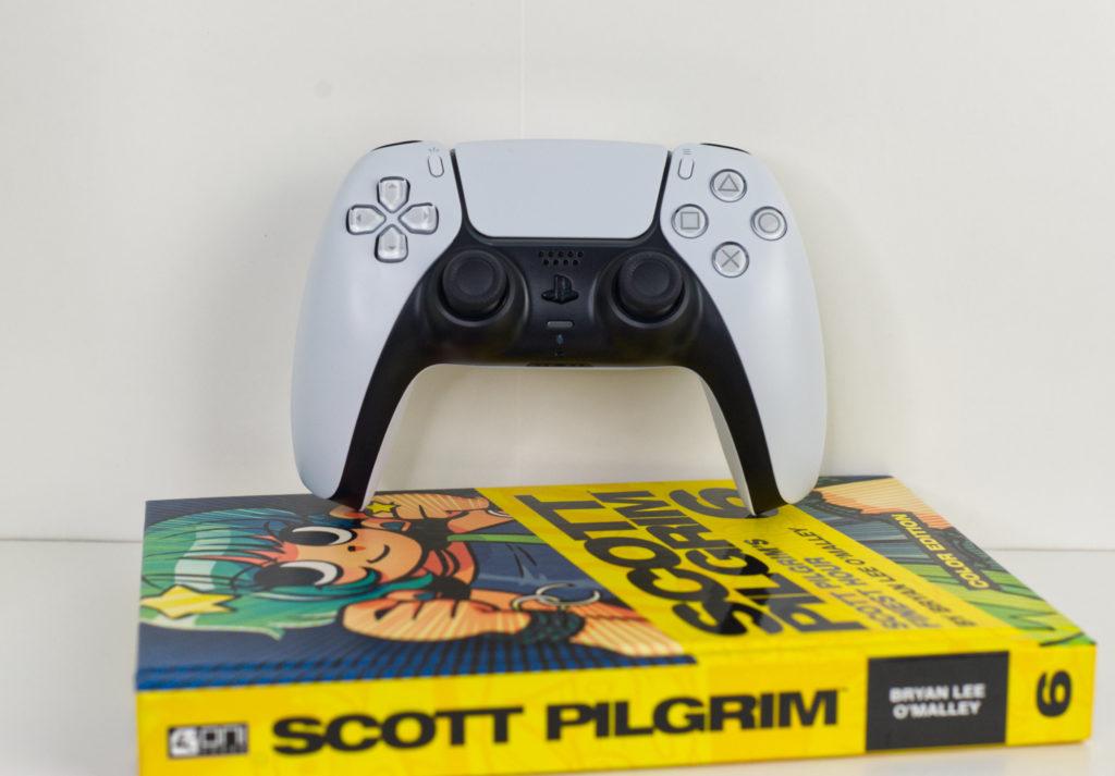 Der DualSense der PS5 ist ein großartiger Controller.