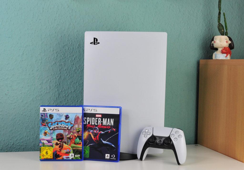 Die PlayStation 5 ist mit dem etwas stärkeren Launch-Line-up erschienen.