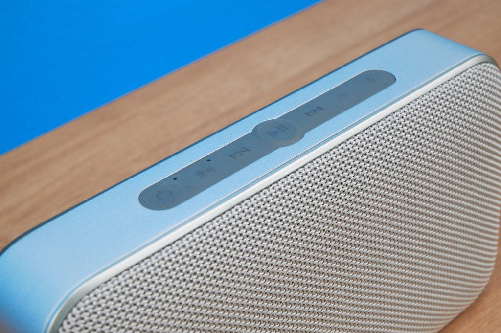 Motiv Go: Ein businesstauglicher Bluetooth-Lautsprecher von Teufel