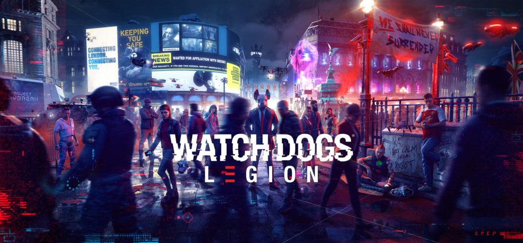 """""""Watch Dogs Legion"""" zählt zu den stärksten Next-Gen-Launchtiteln."""