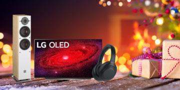 Geschenkideen zu Weihnachten von HIFI.DE