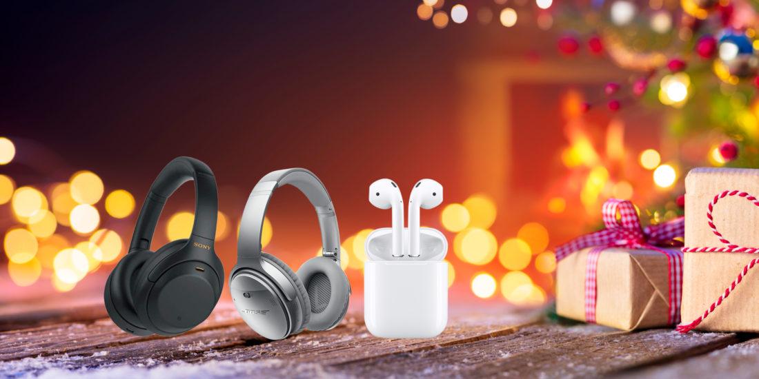 Geschenktipps: Die besten Kopfhörer zur Weihnachtszeit