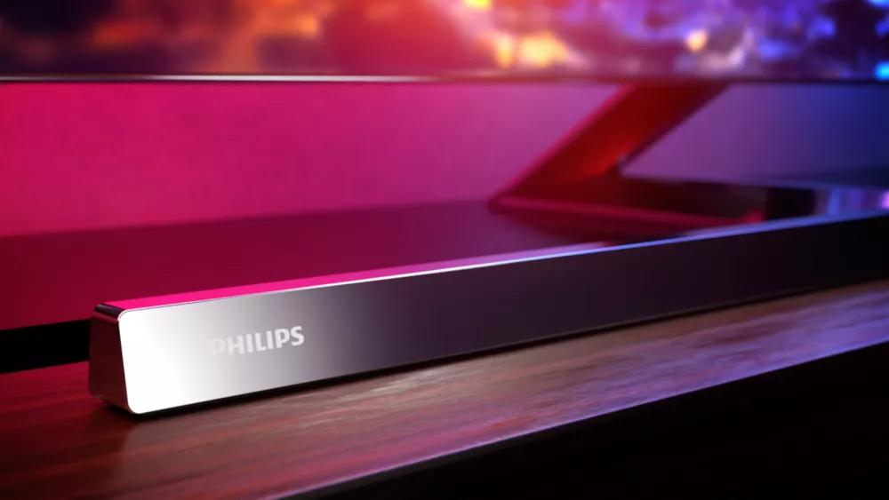 Philips OLED856 Fuß