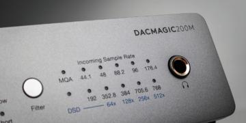 Cambridge Audio stellt neuen D/A-Wandler DacMagic 200M vor