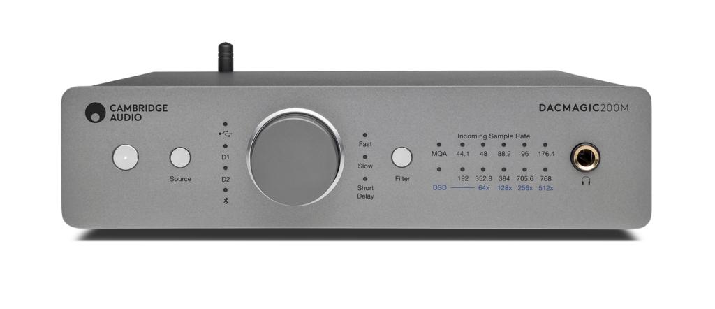 Cambridge Audio DacMagic 200M Front