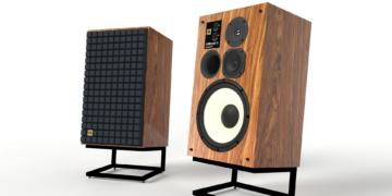 JBL feiert Jubiläum mit Lautsprecher L100 Classic 75