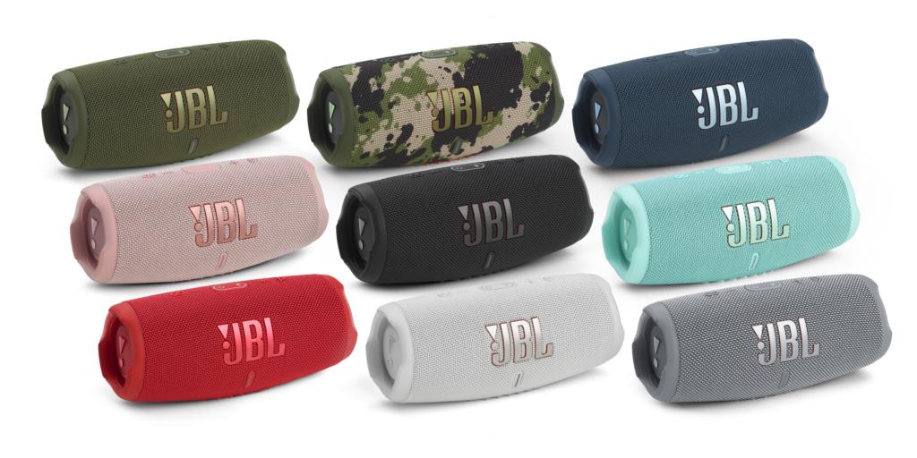 JBL Charge 5 Farben