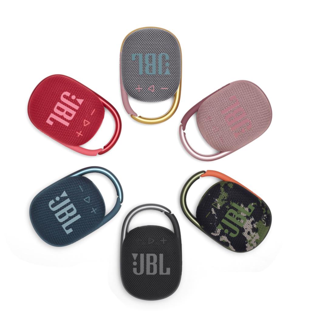 JBL Clip 4 Farben