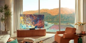 Samsung Fernseher 2021: Alles, was du wissen musst