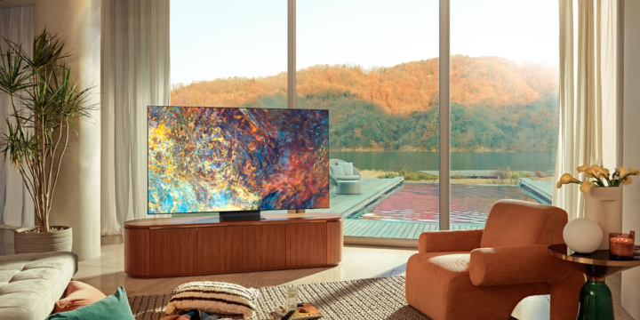 Neue Samsung TV-Line-Up 2021