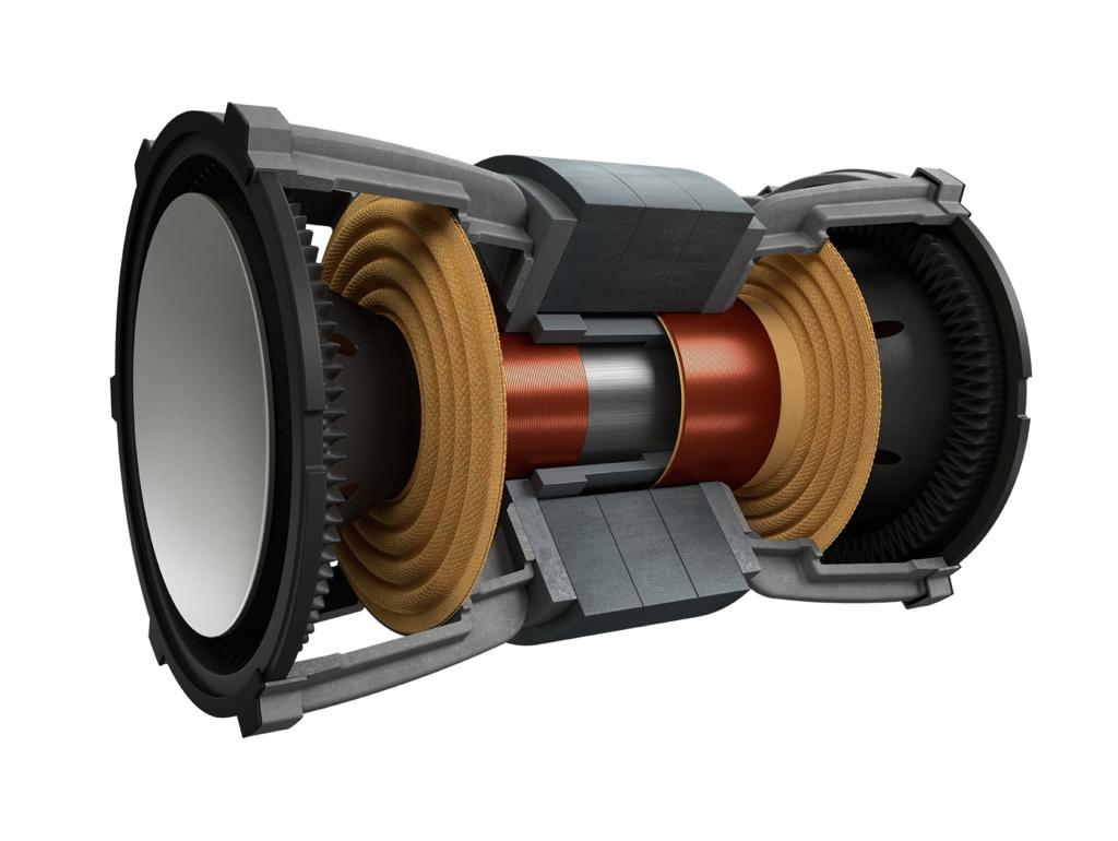 KEF KC62 Uni-Core Durchschnitt