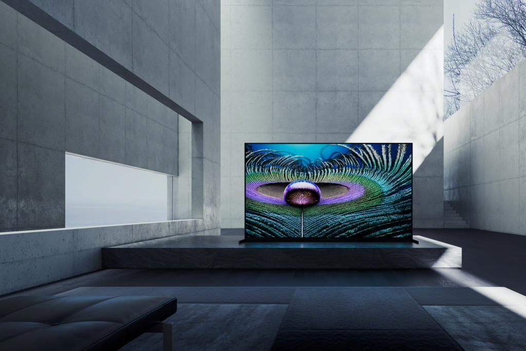 SONY 8k TV im Jahr 2021