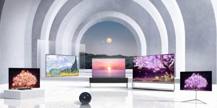 LG Fernseher 2021 Line-Up