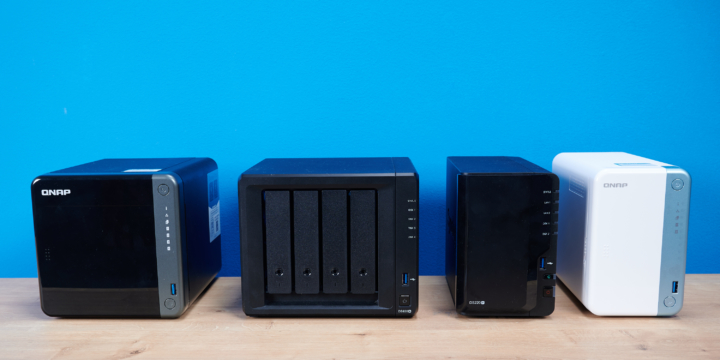 NAS-Systeme im Test: Kaufberatung Synology vs QNAP