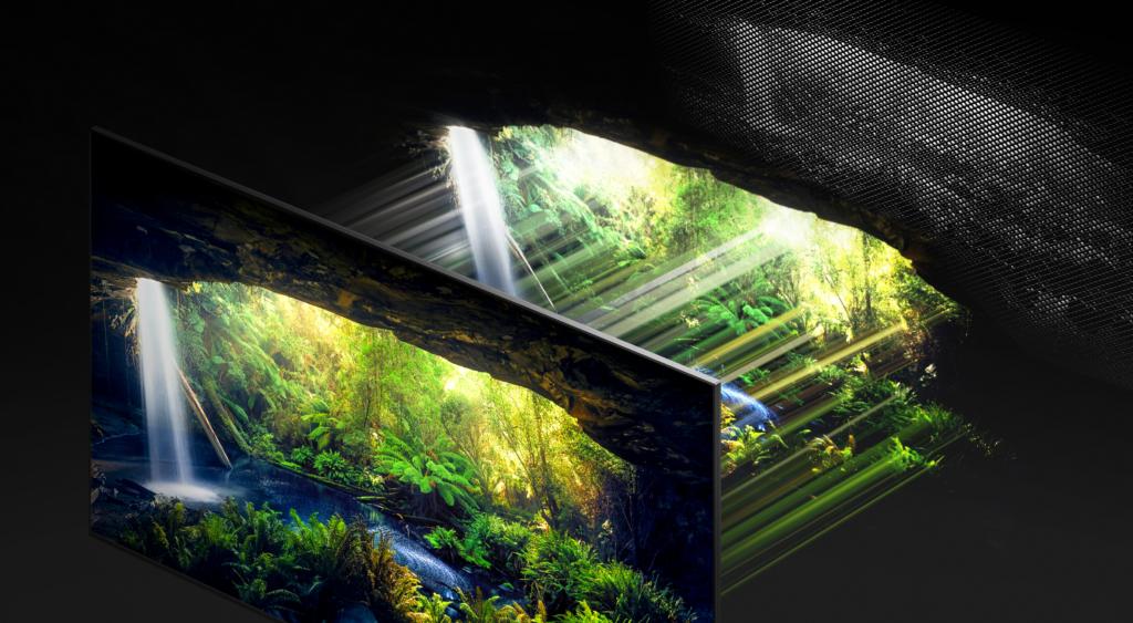 Samsungs Quantum Matrix Technologie
