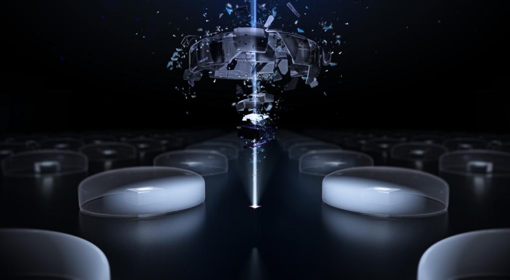 Quantum Mini-LEDs von Samsung
