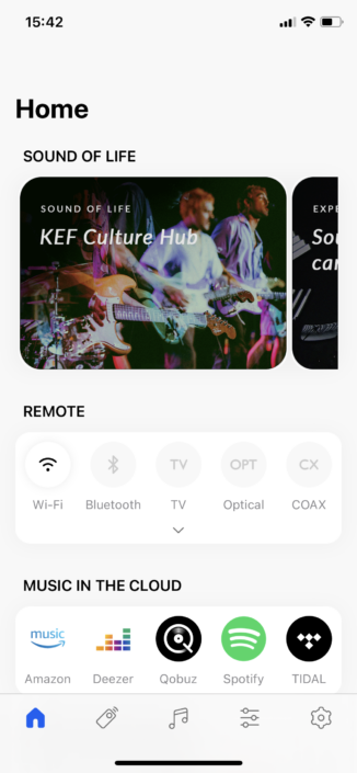 KEF LS50 Wireless II | Connect App