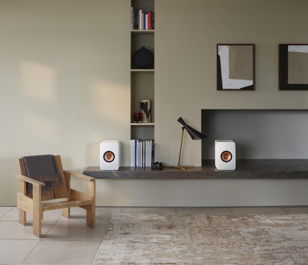 KEF LS50 Wireless II | Wohnzimmer