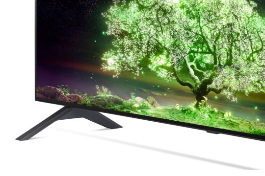Vorschaubild für Die LG OLED A1-Serie in Bildern