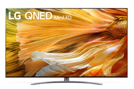 Vorschaubild für Die LG QNED91-Serie in Bildern