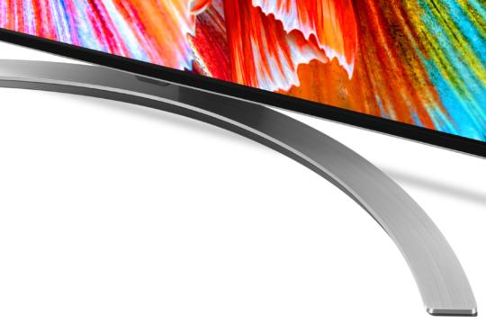 Vorschaubild für Die LG QNED99-Serie in Bildern