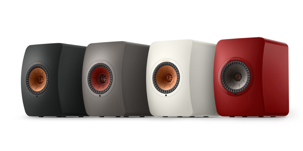 KEF LS50 Wireless II | Alle Farben