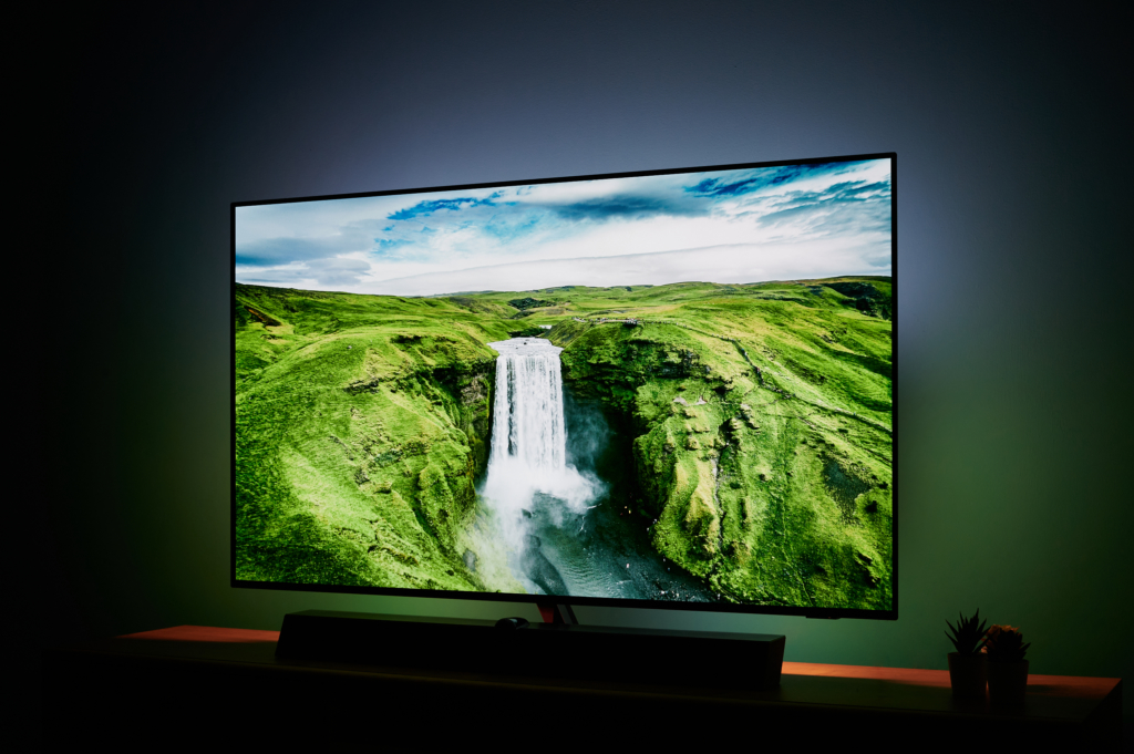 Philips OLED 935 Ambilight