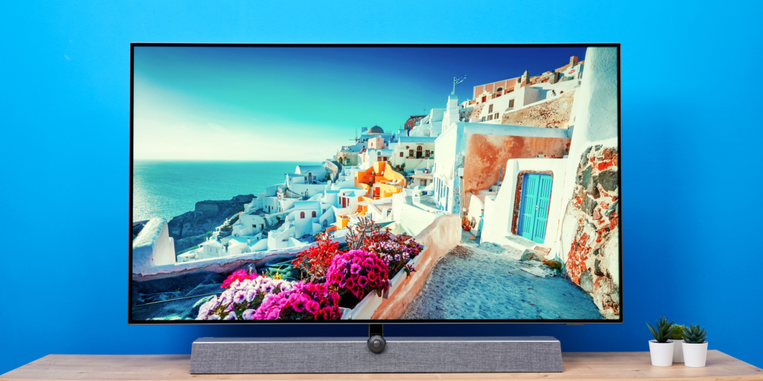 Philips OLED 935 TEST